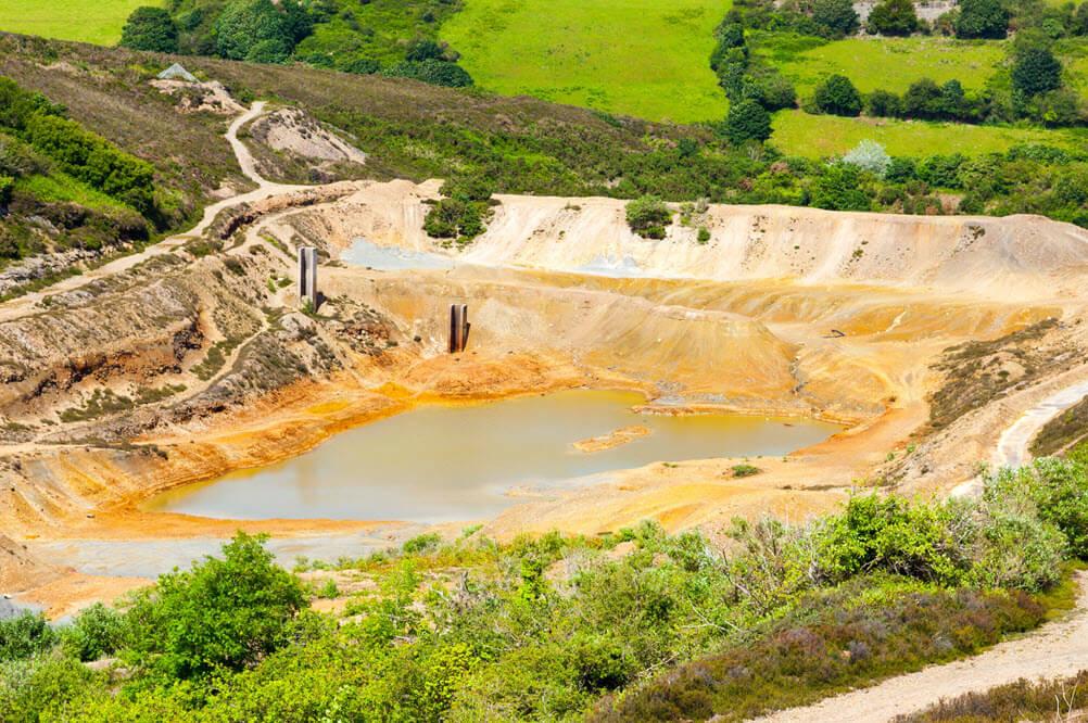 Mine Water & Waste