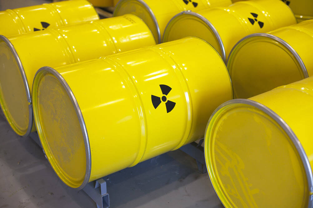 Radioactive/Hazardous Waste