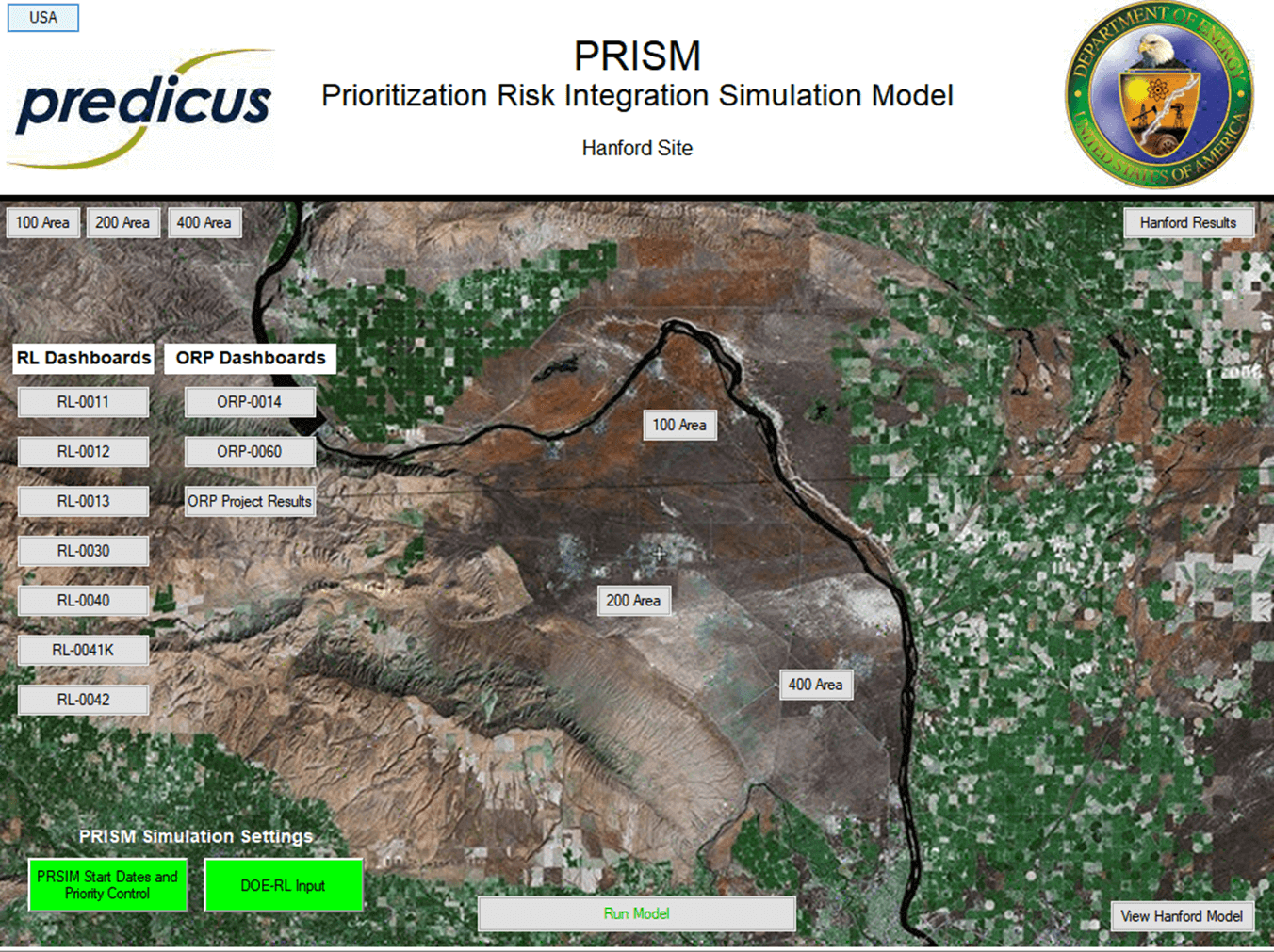 PRISM Model