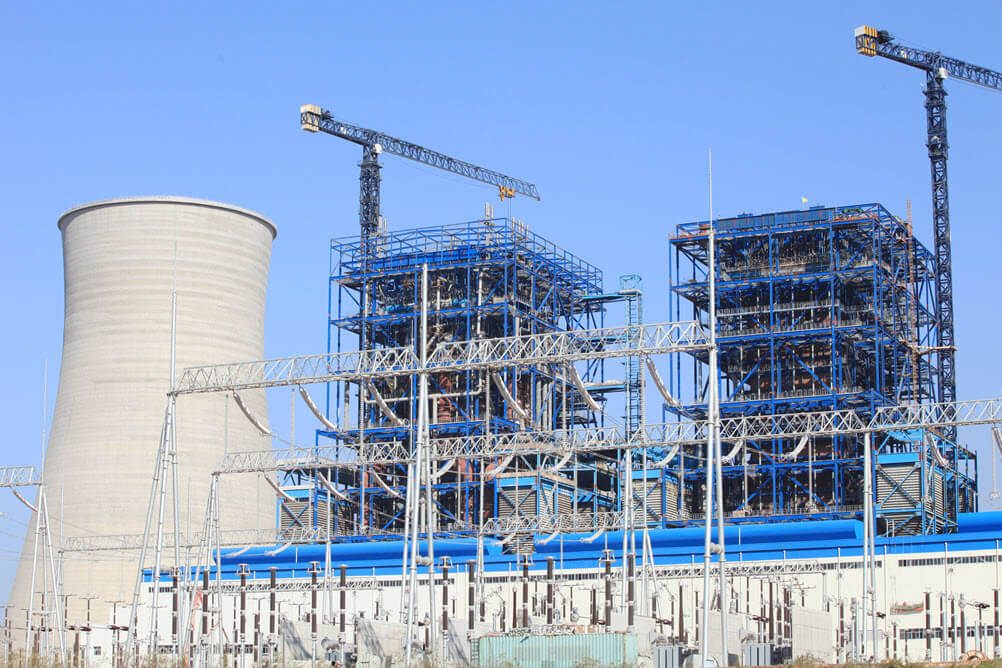 Project Simulation of the Construction of a New Nuclear Power Plant
