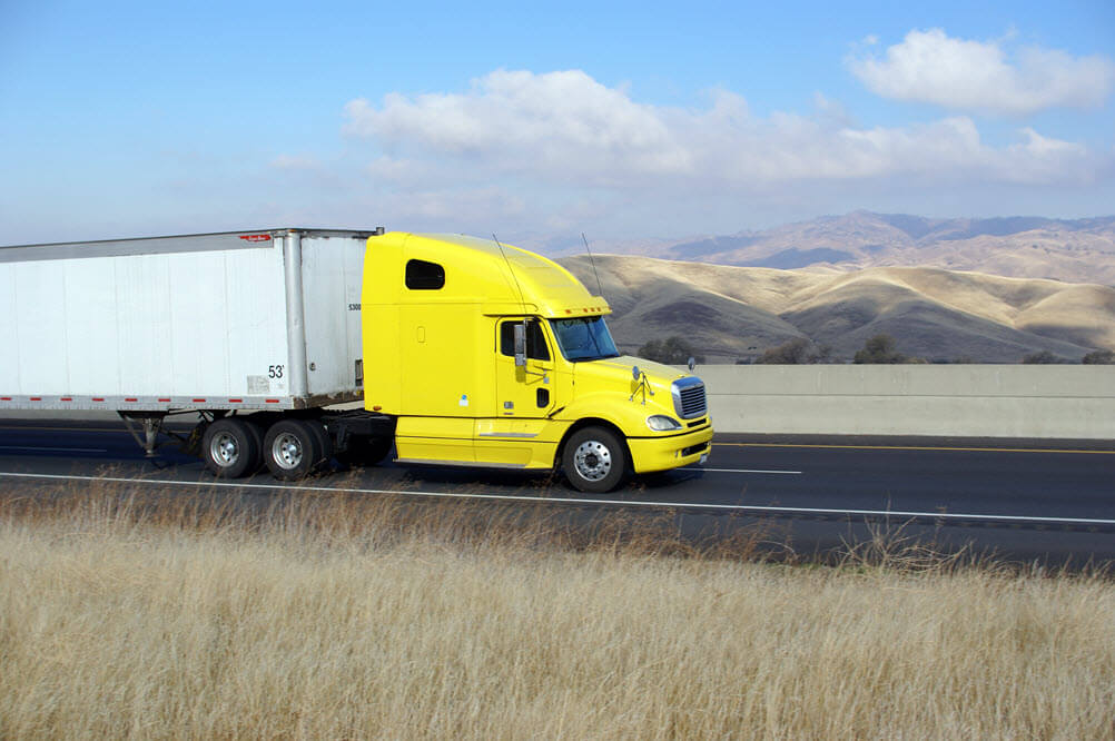 Modeling the Complex Dynamics of the Long-Haul Truck Market