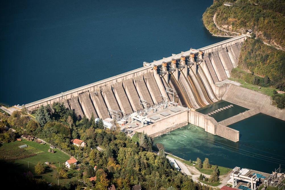 Evaluating Alternative Operating Strategies for a Hydropower System