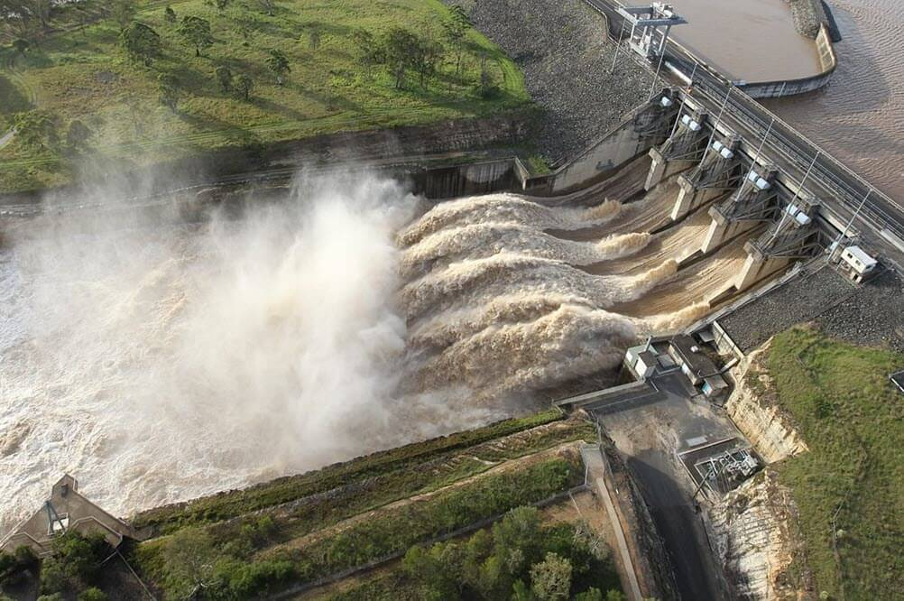 Managing Flood Risk at Wivenhoe and Somerset Dams