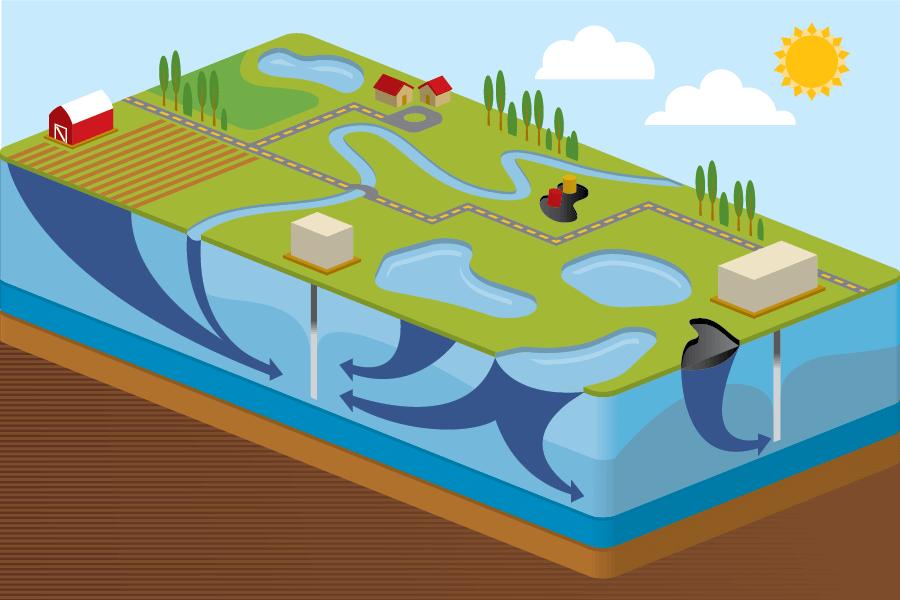 Pathways Illustration
